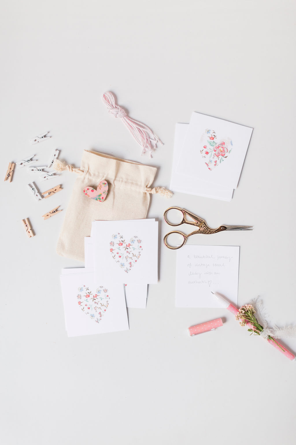 Square Gift Tags